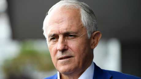 Former prime minister Malcolm Turnbull. Picture: AAP/Dan Himbrechts
