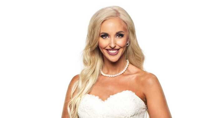 Elizabeth is a bride on this year's series of Married At First Sight.