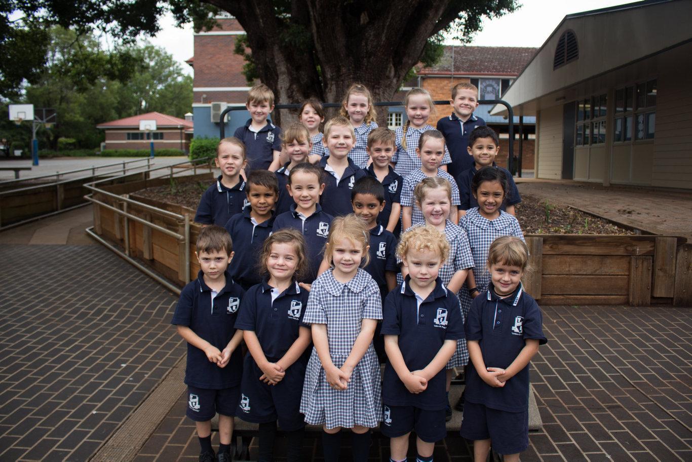 My First Year 2018: Toowoomba East State School - prep E. February 2018