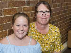 ( From left ) Eden Fechner and Wrnita Fechner (