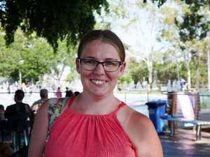 Alisia Cameron, Glenwood: I would try and set myself