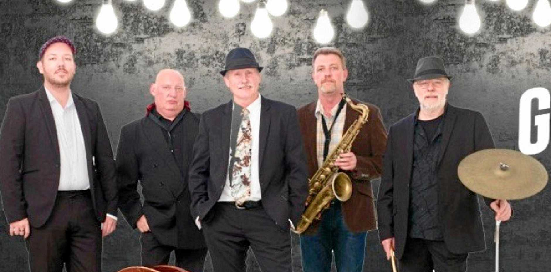 READY TO JIVE: Galapagos Duck will be performing for the jazz community.