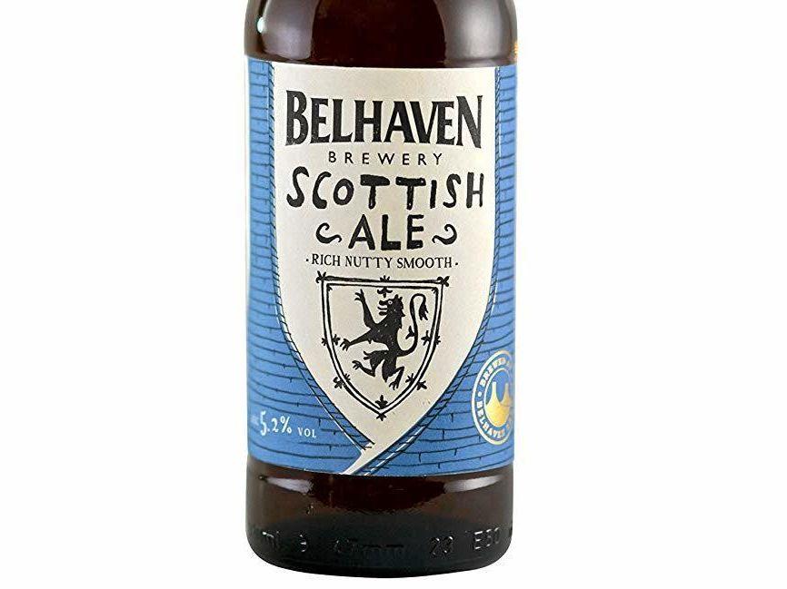 Belhaven Scottish Ale.