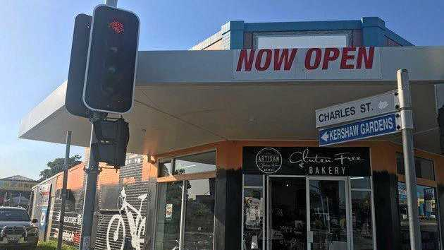 This new collaborative business can be found on the corner of Musgrave and Charles Sts in North Rockhampton.