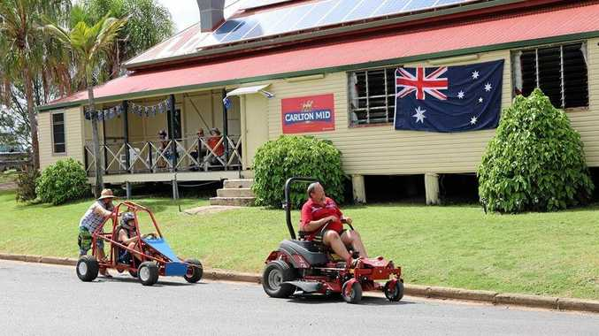 Council to find Australia Day funds for Rosedale
