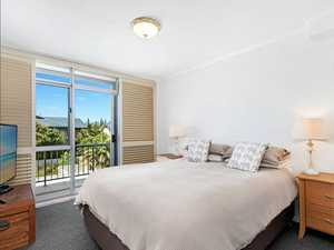 Water views from Ballina townhouse