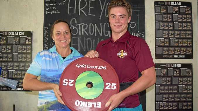 Young gun hopeful of Youth World Champion title