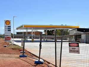When Gladstone's newest petrol station will open