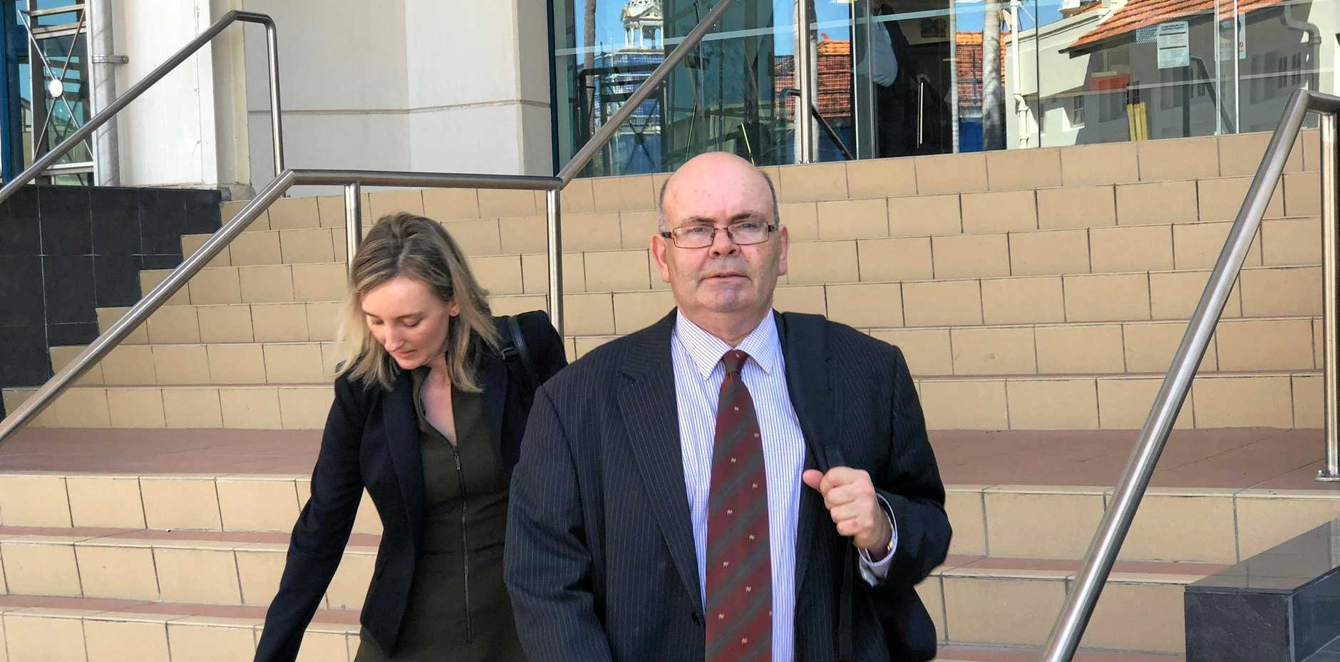 Ian John Coombe pleaded guilty on October 3 to fraudulently obtaining a $465,000 loan in June 2015. Yesterday he was sentenced to a five-year jail term.