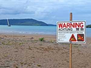 BREAKING: Croc closes popular Mackay swimming spot