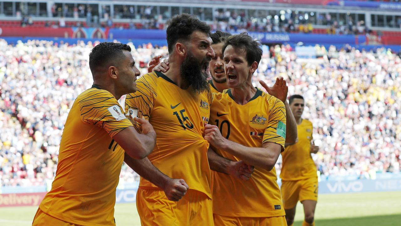 The Socceroos will need to be on the look out for a revitalised Syria operating under a different coach. Picture: Toby Zerna