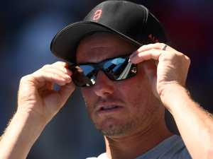 Hewitt responds to Tomic's smackdown