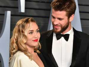 Miley's gushing tribute to hubby Liam