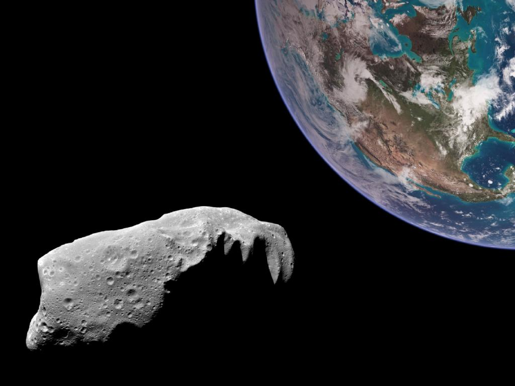 "Asteroids are classified as ""small bodies"", meaning they don't often pose a threat to our planet. Picture: Thinkstock"