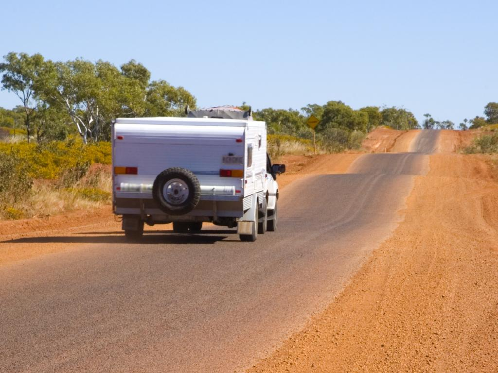 The co-exist campaign is a road safety initiative of the Caravan Industry Association of Australia