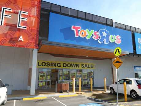 Toys R Us closed down in August. Photo by Richard Gosling