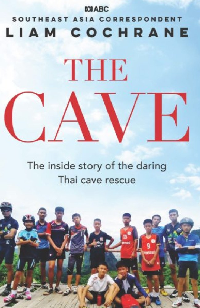 A new book on the Thai cave boys reveals the truth about how caving experts including two Australians brought the boys home.