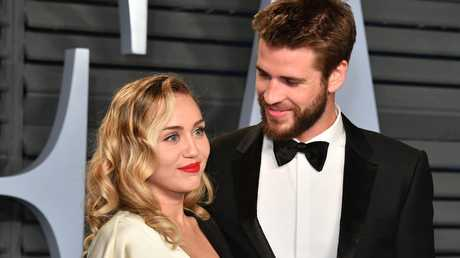 Miely and Liam recently wed after more than a decade together. Picture: Getty
