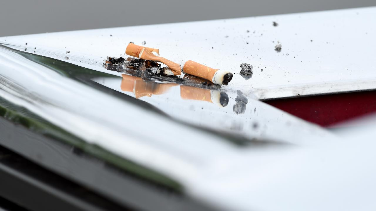 Experts are concerned that young people are taking up vaping, which has been touted as a possible solution to smoking.
