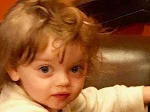 'I hope that's a doll': Girl, 2, found frozen