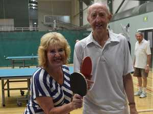 Gail Morris and John Levy.