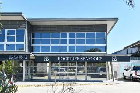 Rockliff Seafoods Mooloolaba.
