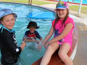 Stanthorpe in for a scorcher weekend