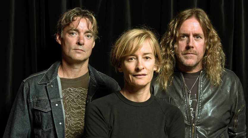 MUSIC WITH BITE: Spiderbait will be one of the bands appearing at the Harvey Road Tavern this weekend.