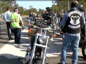 Lawyers drop extortion case as alleged bikie's funds run out