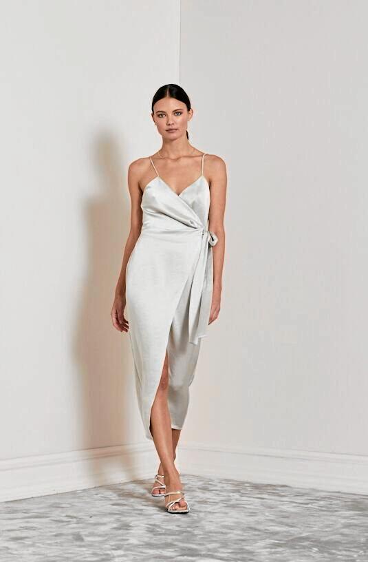 Bec and Bridge All Night Midi Dress, $380, becandbridge.com.au
