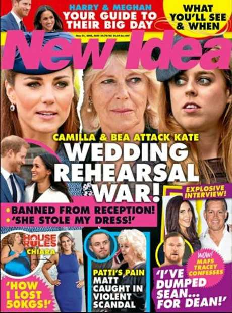 Sean Thomsen was subject to magazine articles after Married at First Sight ended.