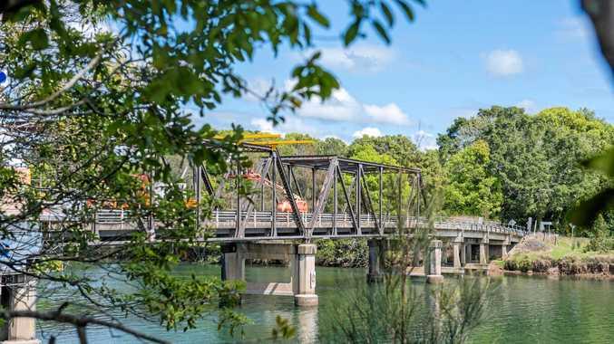 Raleigh bridge.