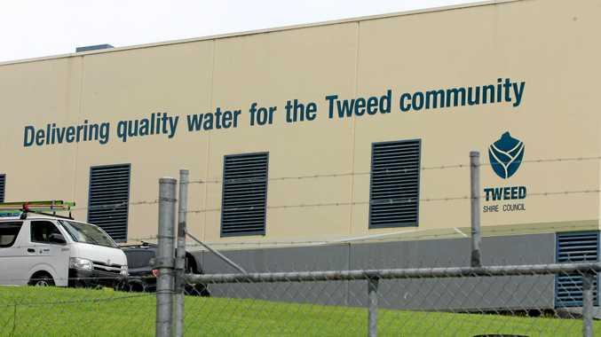 Bray Park water Treatment plant .
