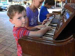 Symphony of disappointment over vandalism of CBD piano