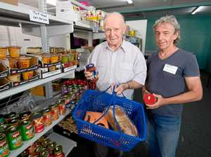 Rising costs of living putting pressure on food bank