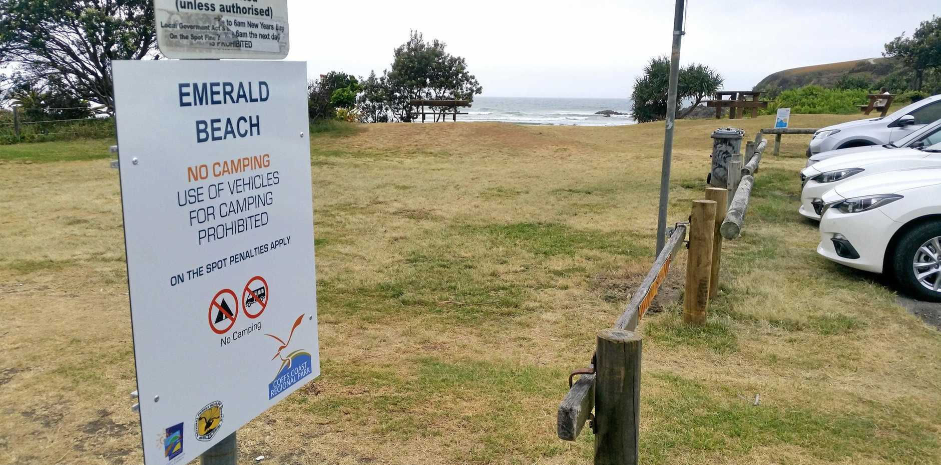 BEACH CLOSED: Find another spot to swim today