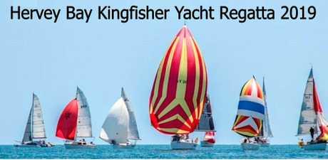 Photo courtesy of Hervey Bay Sailing Club