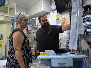 44 people a day: Kingaroy Emergency busier in 2018