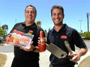 Largest solar grid serves up world record brekky roll effort