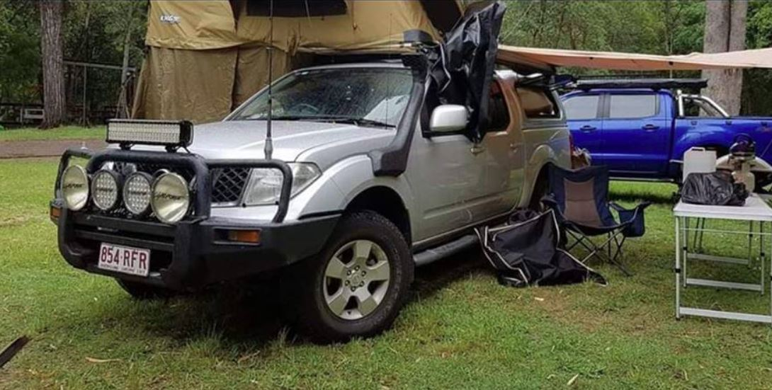 Blake Davis was last seen in Goondiwindi on Monday night. He is believed to have left in this vehicle.