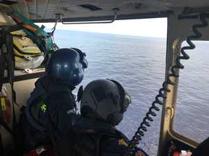 Search continues for 45yo fisherman off Double Island Point