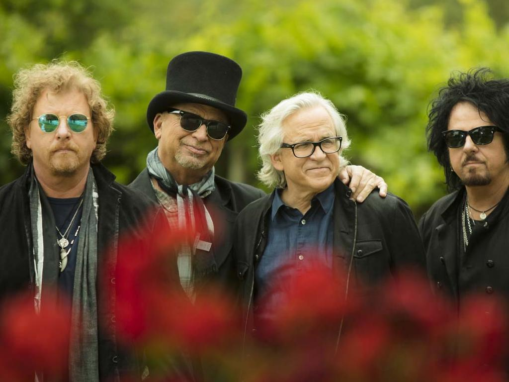 Toto are riding on a fresh wave of popularity after 40 years in the business.