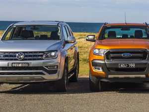 Ford and Volkswagen to team up to build utes