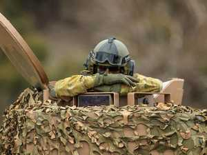 Australian soldier dies in training exercise