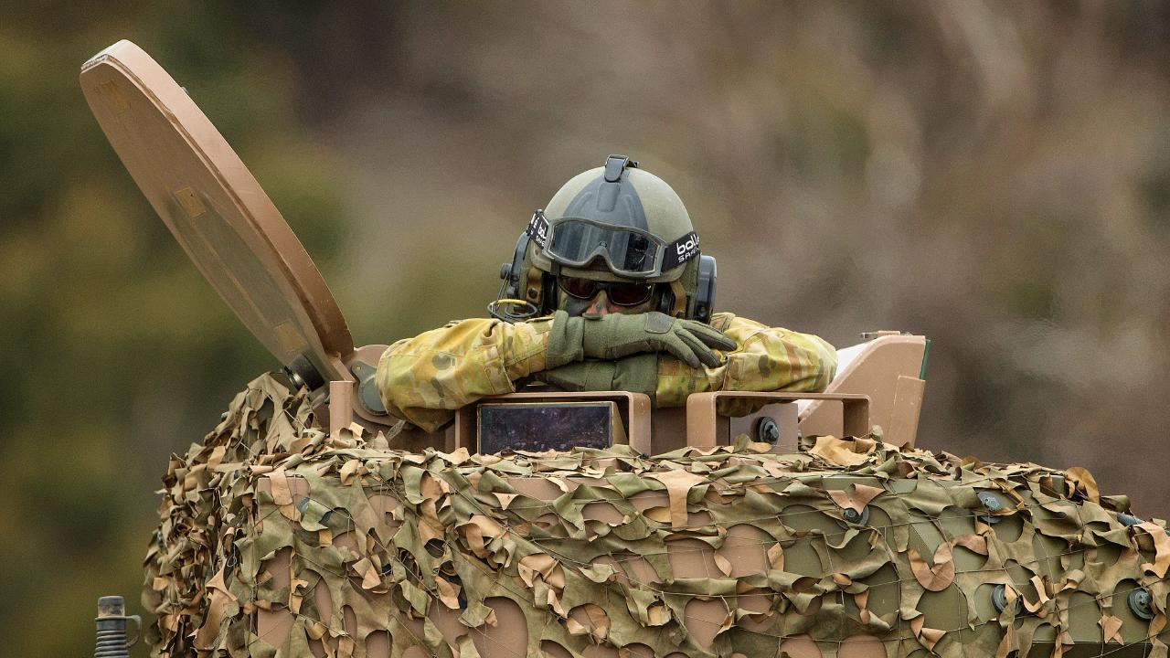 A soldier has died at Puckapunyal Army base. Picture: Mark Stewart