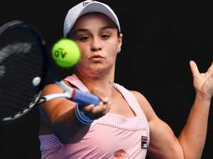 Impressive Barty keeps good times rolling