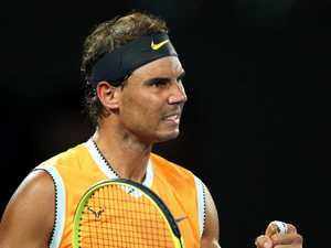 Aussie killer Nadal fires Demon warning