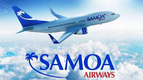 Samoa Airways. Picture: Samoa Airways