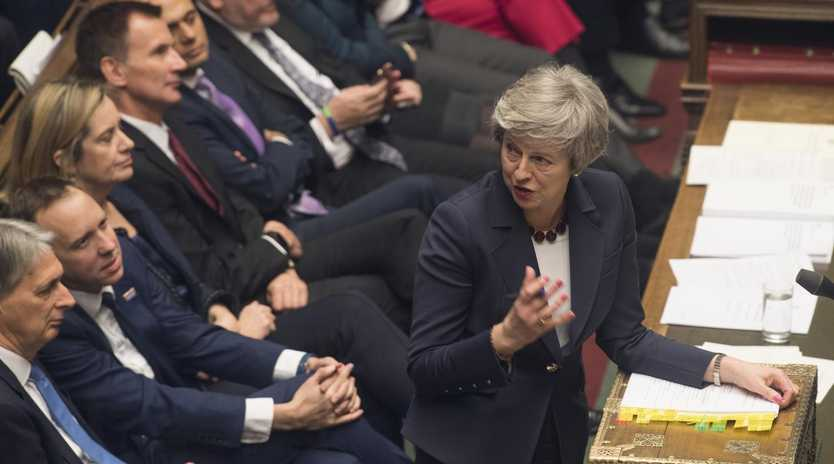 Brexit D-Day has arrived for UK Prime Minister Theresa May.