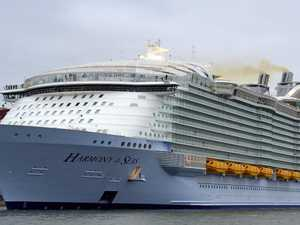 Boy falls to death off cruise ship
